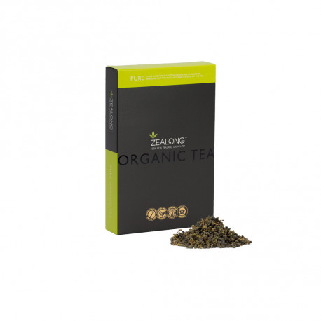 Ceai Oolong Zealong Green Organic 50g