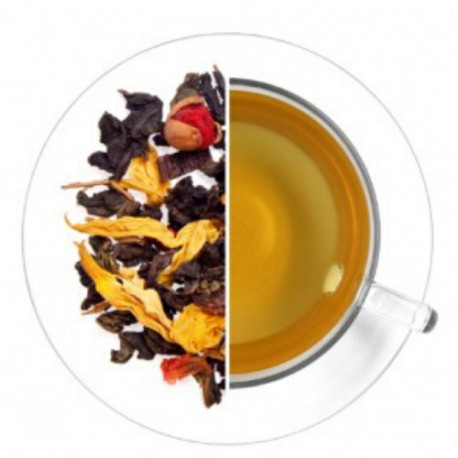 Ceai Oolong French Brandy, vrac