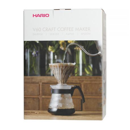 HARIO Coffee Maker V60 Craft Pour...