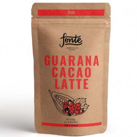 Superfood Fonte Guarana Cacao Latte 300g
