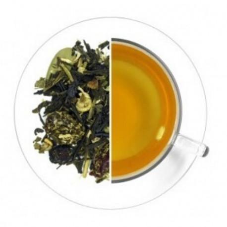 Ceai verde cu Aronia și Merisoare, vrac