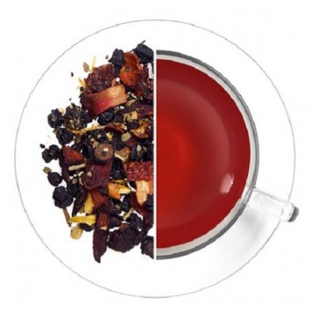 Ceai de fructe Coacăze negre și...