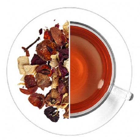 Ceai de fructe Portocale Roșii -...