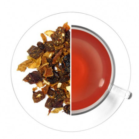 Ceai de fructe Portocale Dulci, 96 vrac