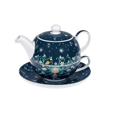 Ceainic TEA FOR ONE Meditation