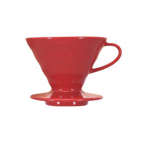 Hario Dripper V60 02 Ceramic red