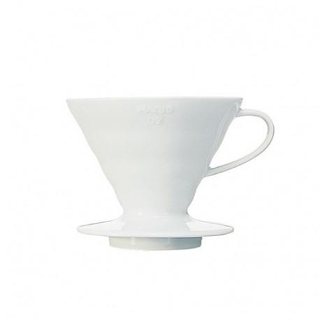 Hario Dripper V60 02 Ceramic white