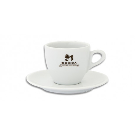 Ceasca Espresso si farfurie Bocca
