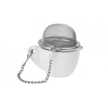 Infuzor metalic Cup & Ball pentru ceai