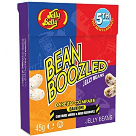 Jelly Belly Bean Boozled 5th edition...