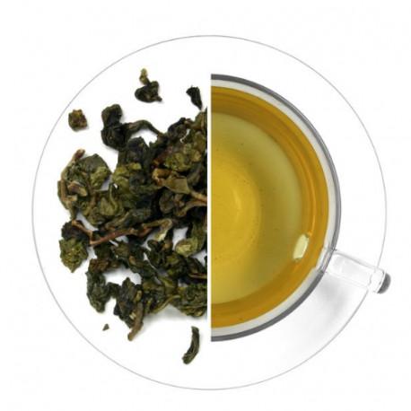 Ceai Oolong Ti Kuan Yin - The Iron...